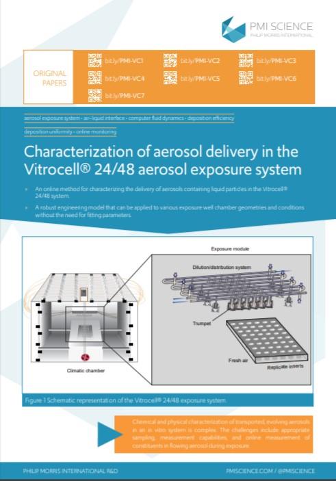 Thumbnail Vitrocell methods